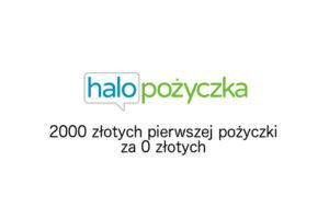 Pierwsza pożyczka za DARMO do 2000 zł w Halopożyczka!
